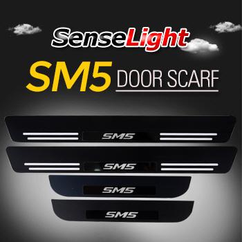 SenseLight LED 도어 스카프